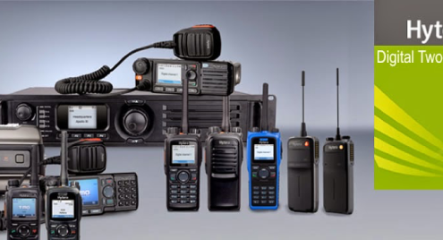 hytera full line-up of radio products