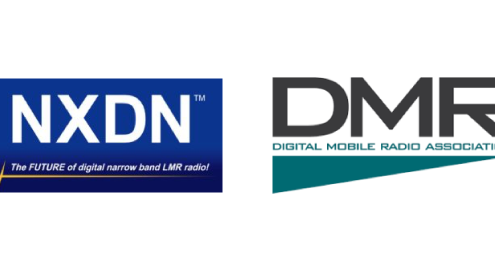 nxdn and dmr logo