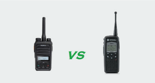 why hytera is better than motorola radios