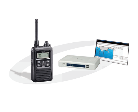 icom wifi network radio