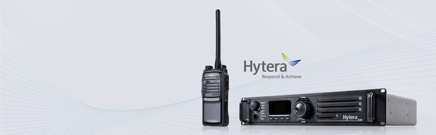 hytera two-way radio system