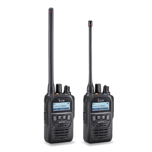 icom two-way radios