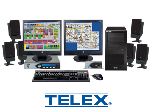 telex dispatch radio products line-up