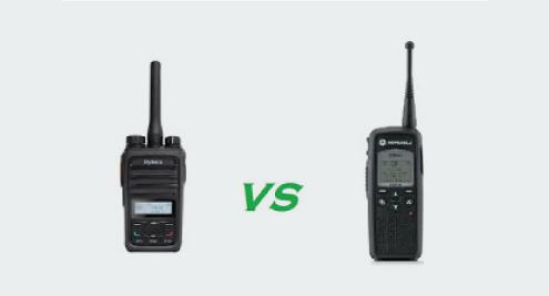 Why Hytera radios are better than Motorola radios