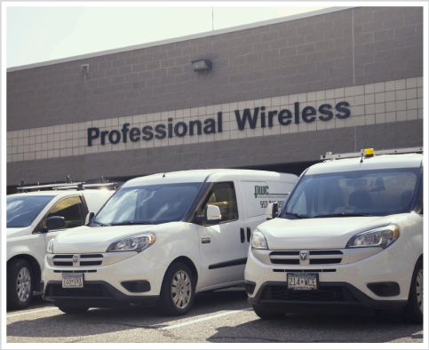 professional wireless radio solutions for the industry